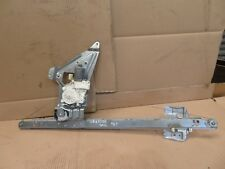 VW CRAFTER 2007-2011 WINDOW REGULATOR MOTOR & LINKAGE PASSENGER SIDE FRONT