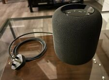 Apple HomePod Smart speaker in Space Grey - Excellent Condition