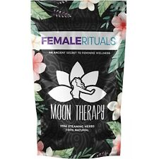 Yoni Steam Herbs - V Steam Vaginal Detox - Moon Therapy by Female Rituals