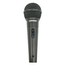 Samson R31S - Dynamic Vocal Microphone - Black