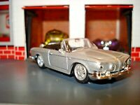 VW VOLKSWAGEN KARMANN GHIA 1/64 CUSTOM EDITION MB DETAILED LIGHTS AND WHEELS