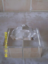 Mats Jonasson Maleras Baby Seal Scandinavian Swedish Glass Paperweight Boxed