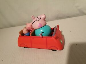 Peppa Pig - Car with Figures