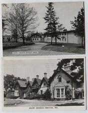 1960  Hamilton Ontario Canada Mount Cenacle Retreat Center real photo  RPPCs