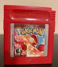 Pokémon Red Version (Game Boy Advance).