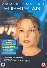 FLIGHTPLAN - JODIE FOSTER - DVD - NIEUW