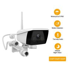 EB02 New 1080P Outdoor Waterproof Wireless Security Camera Night Vision WiFi Cam