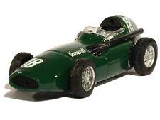 BRUMM 1:43 AUTO DIE CAST VANWALL F.1 G.P. GRAN BRETAGNA E EUROPA 1957  ART R098