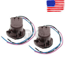 2pcs Lamp Pigtail  Harness Wire Plug Connector For Dodge Challenger Charger