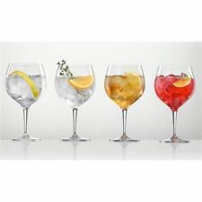 NEW Spiegelau Specialty Gin and Tonic Glass 630ml Set 4 Made in Germany