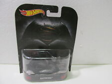 Hot Wheels Batman Batwing Small Scale Diecast t4323