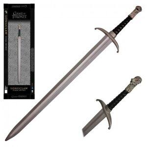 "45"" Game Of Thrones Foam Longclaw Sword Jon Snow Knights Watch Winterfell Wall"