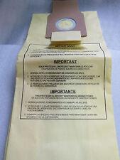 6 - 50688 U Allergen Vacuum Cleaner Bags Fits Sears Kenmore 50688 50690 Style U
