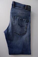 """Diesel Belther Mens Jeans, Slim, W33"""" L30"""" Denim Blue, VGc"""