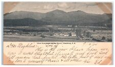 1904 View of Starrking, Nh Private Mailing Card Postcard
