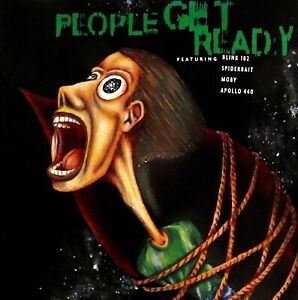 People Get Ready (CD) Blink 182/Spiderbait/Moby/Apollo 440/Grinspoon/Black Grape