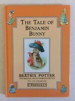The Tale Of Benjamin Bunny by Beatrix Potter (1992, Hardcover)