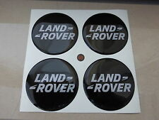 COPRIMOZZI KIT CAP CAPS CENTER 3D X 4 PZ 60 mm LAND ROVER FREELANDER 2 DEFENDER