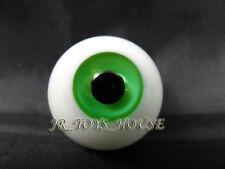 Glass Eye 12mm L Green fits mini doll U-noa Lati Puki