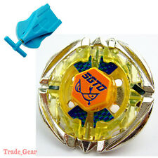 Flame SAGITTARIO BB-35 Beyblade Metal Masters Fusion+Single spin Launcher