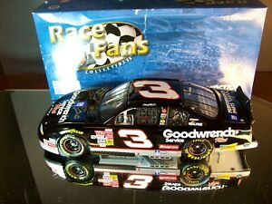 Dale Earnhardt #3 GM Goodwrench With Sonic 2001 Chevrolet Monte Carlo 1:24 R.F.
