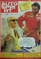 AUTOSPRINT N.14 1983