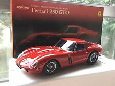 1:18 Kyosho Ferrari 250 GTO 08431R RARE