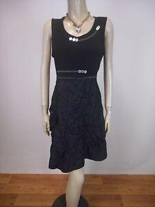 LA STRADA Day Dress sz 12 - BUY Any 5 Items = Free Post