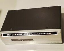 Linkskey DVI USB KVM Switch LDV-202AUSK