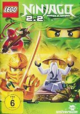 LEGO NINJAGO STAFFEL 2.2 FOLGEN 21-26   DVD NEU