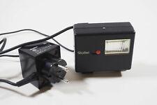 Rollei E20C Blitzgerät Aufsteckblitz Flash + Netzteil