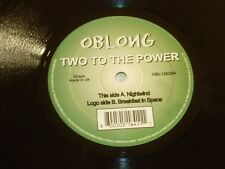 """TWO TO THE POWER - Nightwind - UK 2-track 12"""" Vinyl Single"""