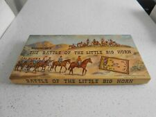 WADDINGTON'S 'The Battle of The Little Big Horn' Vintage  Board Game complete