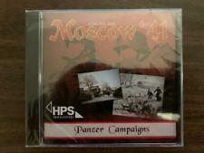 HPS Panzer Campaigns MOSCOW 41 (PC) a John Tiller game NEW