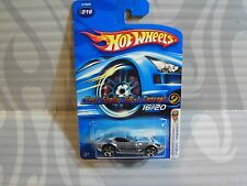2005 HOT WHEELS ''FIRST EDITIONS'' #016 = FORD SHELBY GR-1 = CHROME , 0916 star