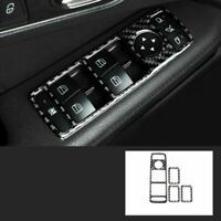 Window Switch Panel Frame Cover Trim For Mercedes-Benz C-Class W204 2007-14 BS4