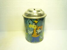 VINTAGE  COIN  BANK  MICKEY MOUSE  GOOFY  WALT DISNEY
