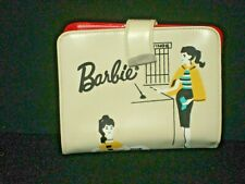 Vintage Barbie Tan Wallet For Girls By Ponytail 1962 Licensed Product  CB