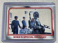 NM BOBA FETT MANDALORIAN RC EMPIRE STRIKES BACK 1980 STAR WARS #98 TRADING CARD