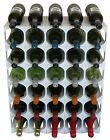 CellarStak White Plastic Wine Rack - 35/36 Bottles