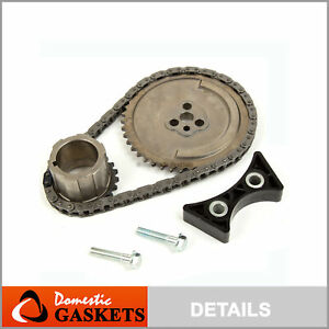 Timing Chain Kit for 03-07 Cadillac Buick Chevrolet GMC Pontiac Saab 4.8 5.3 6.0