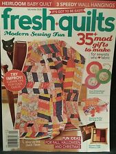 BHG Fresh Quilts clever tips heirloom Baby love Fall Winter 2014 FREE SHIPPING