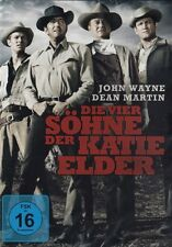 DIE VIER SÖHNE DER KATIE ELDER (John Wayne, Dean Martin) NEU+OVP