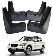 Genuine FRONT & REAR Splash Guards Mud Guards Mud Flaps FOR 2010-2015 BMW X1 E84