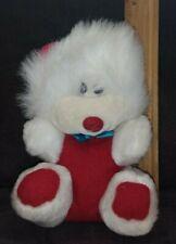 plush - 4 - play - stanton white stuffed animal