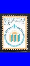 KAZAKHSTAN SC 302 NH issue of 2000 Millennium