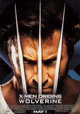 X Men Origins Wolverine Repro Film Poster