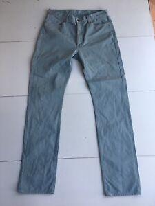 Extra Long Jeans Levi's 505 W36L36 46FR  Gris