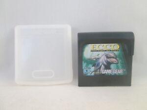 Sega Game Gear - Ecco The Tides of Time