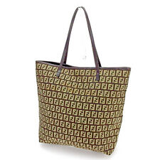 4f6149991c ... best price fendi tote bag zucchino beige brown woman unisex authentic  used t1517 81656 a4253